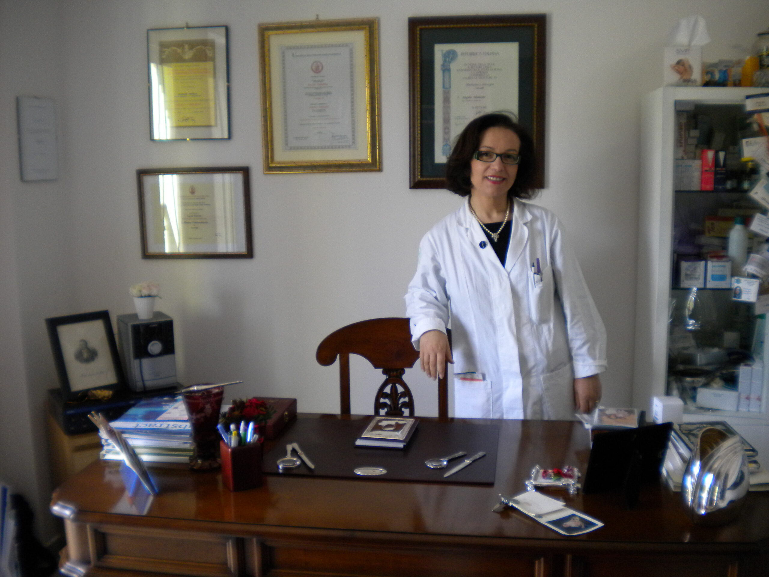 Dott.ssa Angela Mancini